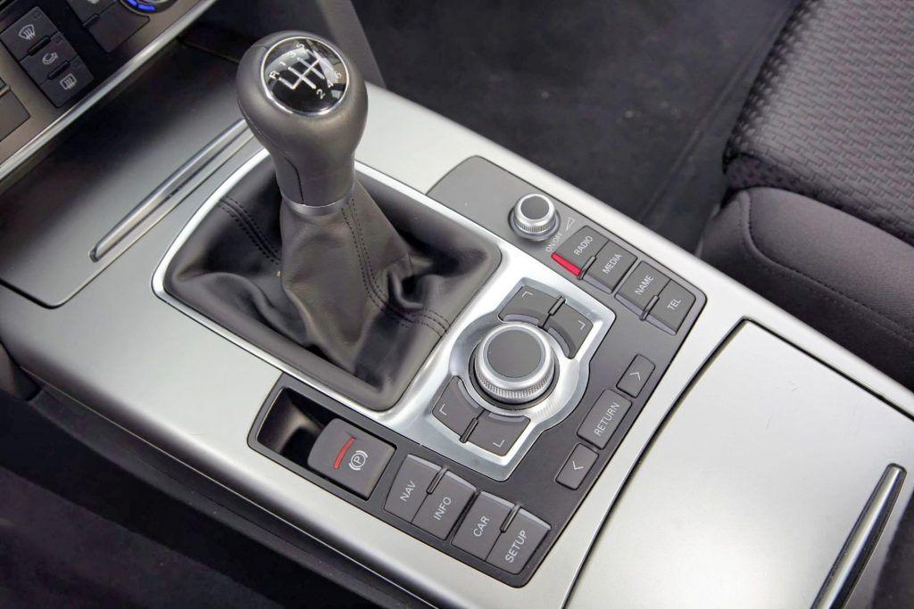 Audi A6 C6 - sterowanie MMI