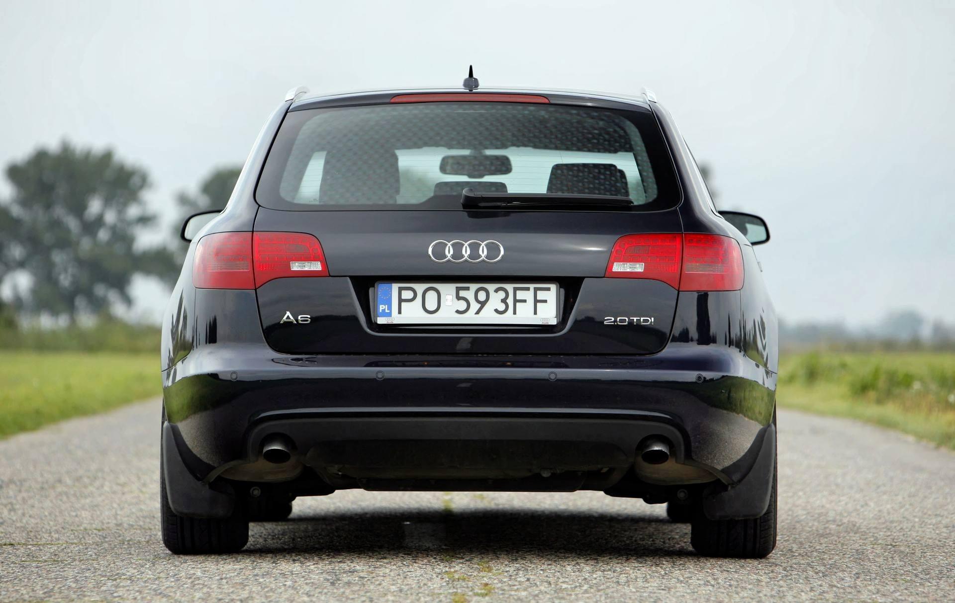 Używane Audi A6 C6 2004 2011 Opinie