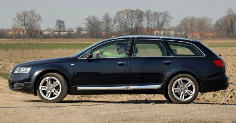Audi A6 C6 - wersja Allroad