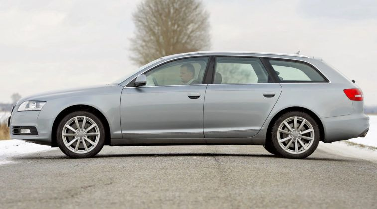 Audi A6 C6 - wersja kombi
