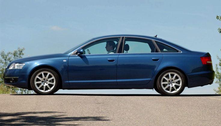 Audi A6 C6 - wersja sedan