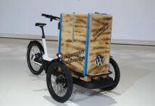 Cargo e-Bike - elektryczny rower VW