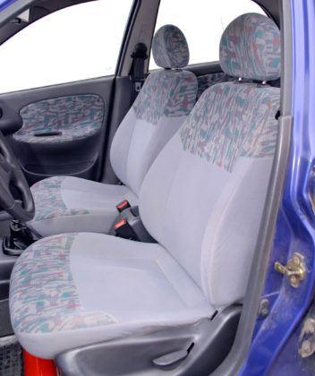 Daewoo Lanos - fotel kierowcy