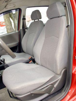 Fiat Punto II - fotel kierowcy