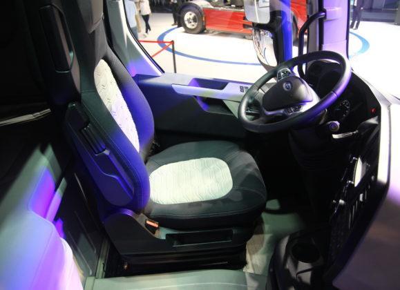 Ford F-Max kabina