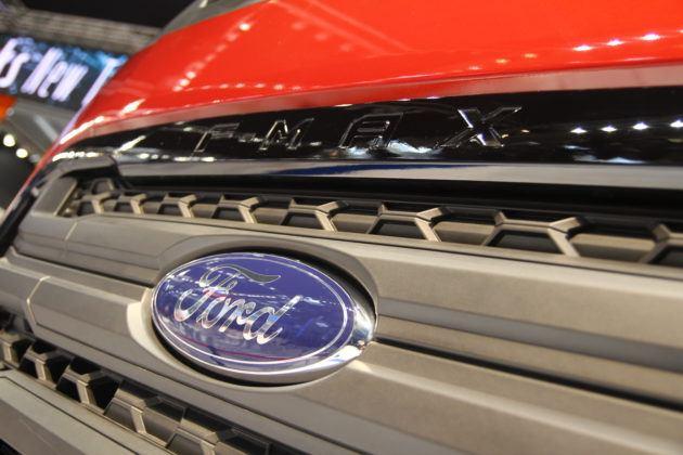 Ford F-Max logo