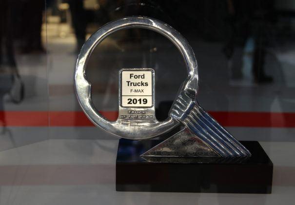 Ford F-Max nagroda
