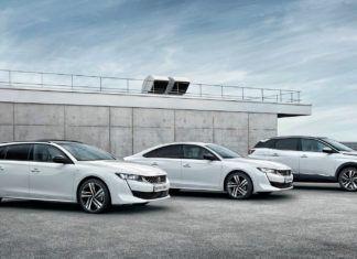 508 Hybrid oraz 3008 Hybrid4 – nowe hybrydy plug-in Peugeota o mocy nawet 300 KM