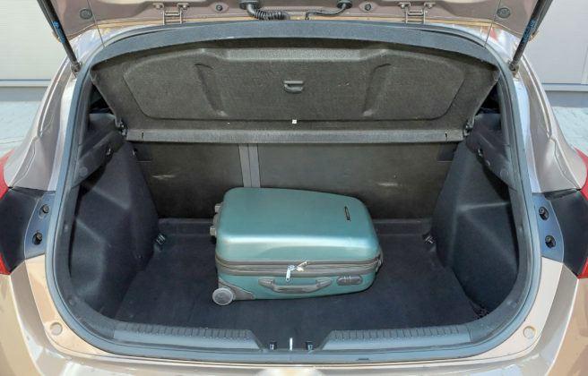 Hyundai i30 II - bagażnik