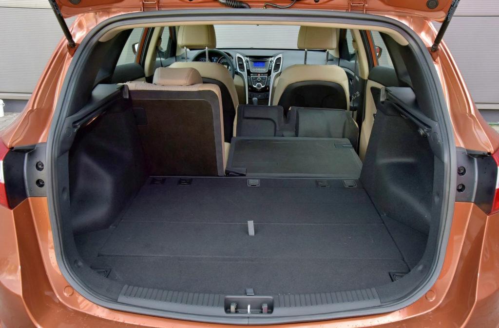 Hyundai i30 II - bagażnik kombi