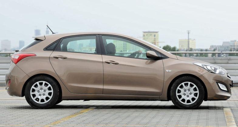 Hyundai i30 II - bok
