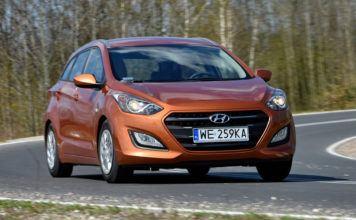 Hyundai i30 II - dynamiczne