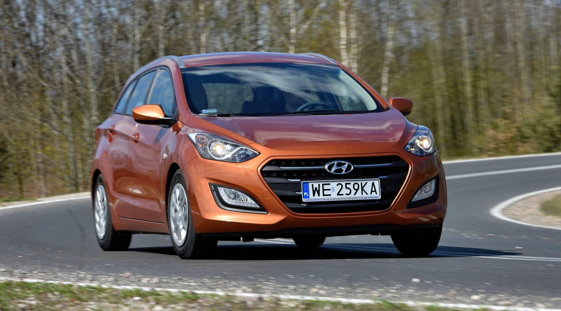 Używany Hyundai I30 Ii 2012 2017 Opinie