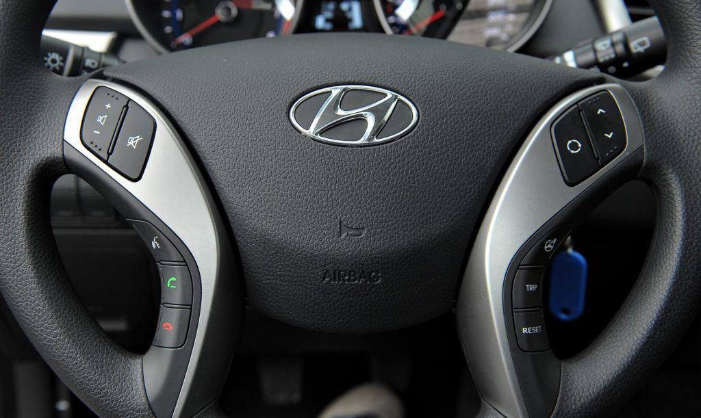 Hyundai i30 II - multimedia