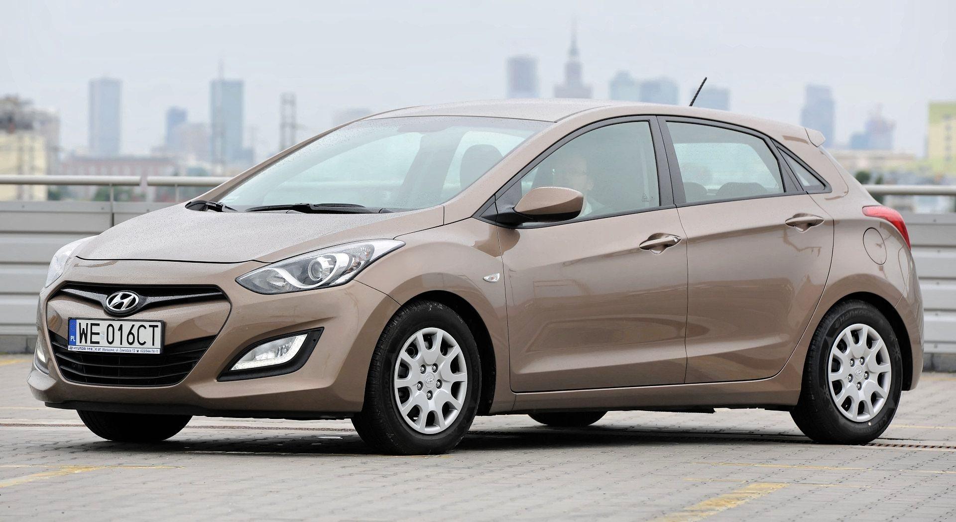 Hyundai I30 Ii Przód