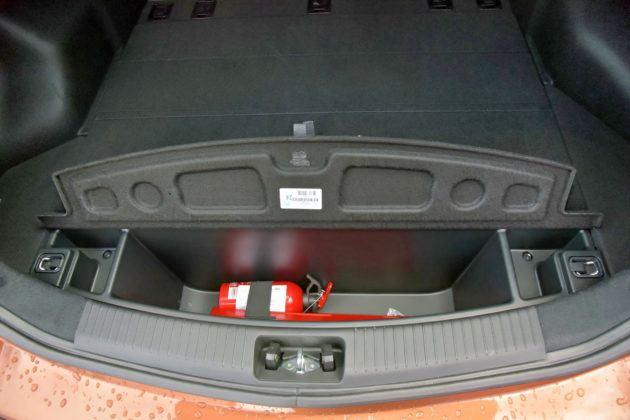 Hyundai i30 II - schowek