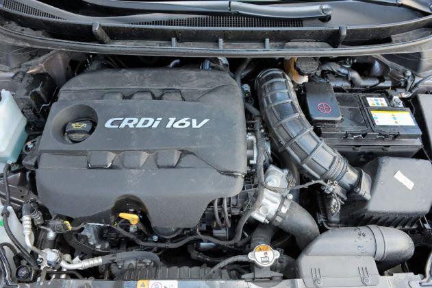 Hyundai i30 II - silnik CRDi
