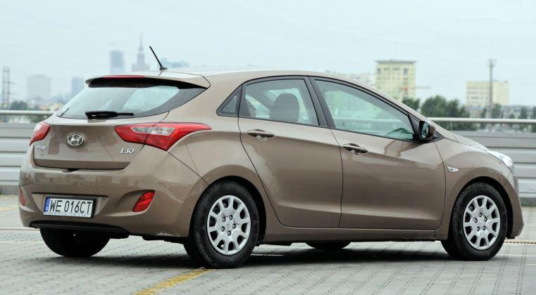 Hyundai i30 II - tył