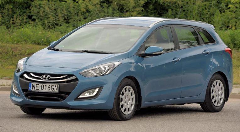 Kompakty - Hyundai i30