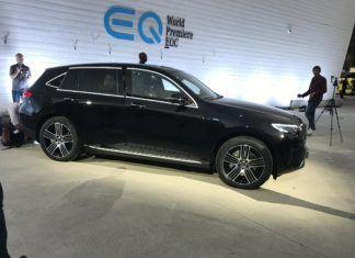Mercedes EQC - informacje i zdjęcia