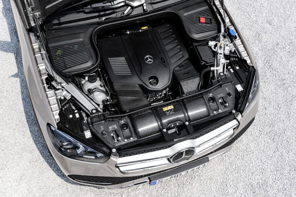 Mercedes GLE (2019)