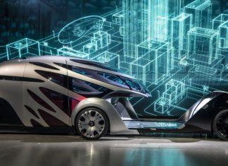 Mercedes Vision Urbanetic. Dwa samochody w jednym
