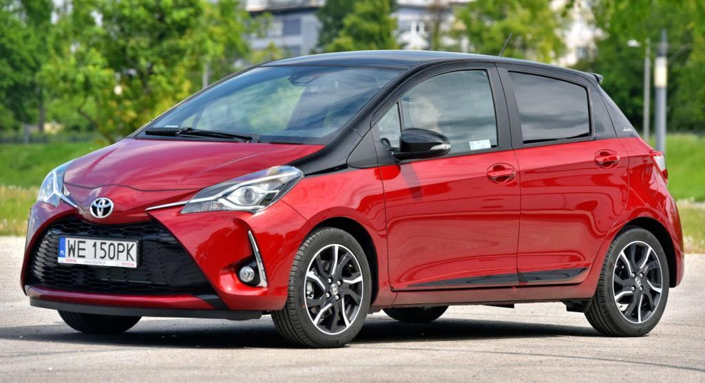 Najbardziej niezawodny - Toyota Yaris