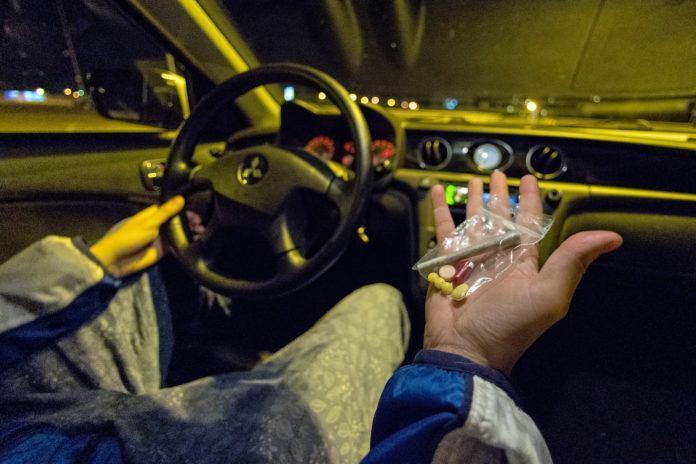 Narkotyki - otwierające