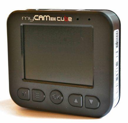 Kamera NavRoad myCAM HD cube