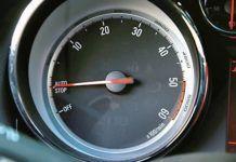 Opel Astra GTC - kontrolka