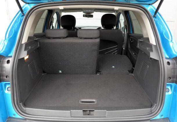 Renault Captur I bagażnik (2)