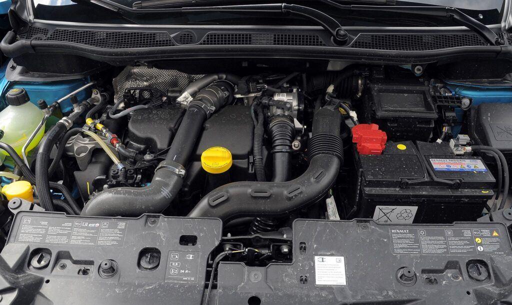 Renault Captur I silnik