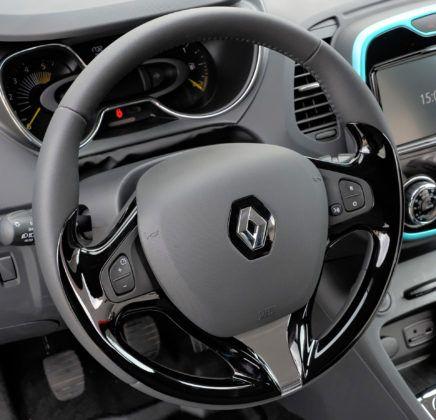 Renault Captur - kierownica