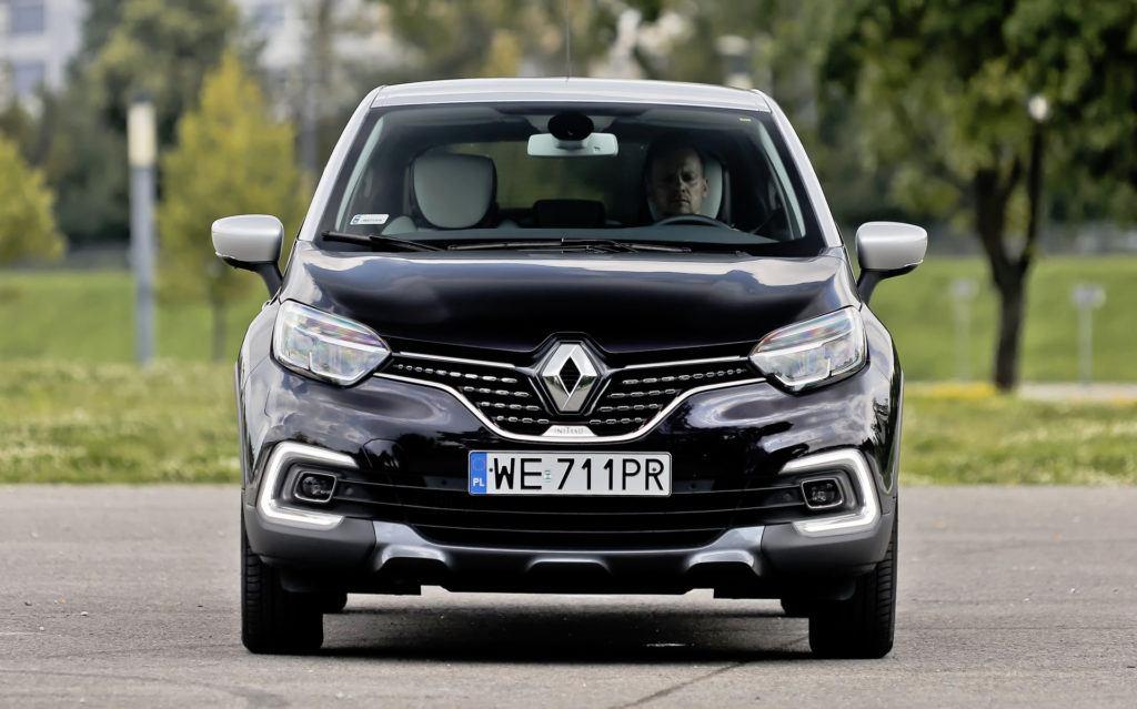 Renault Captur FL
