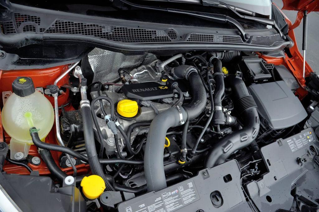 Renault Captur - silnik 1.2 TCe