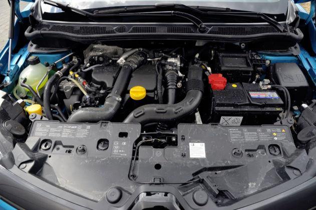 Renault Captur - silnik 1.5 dCi