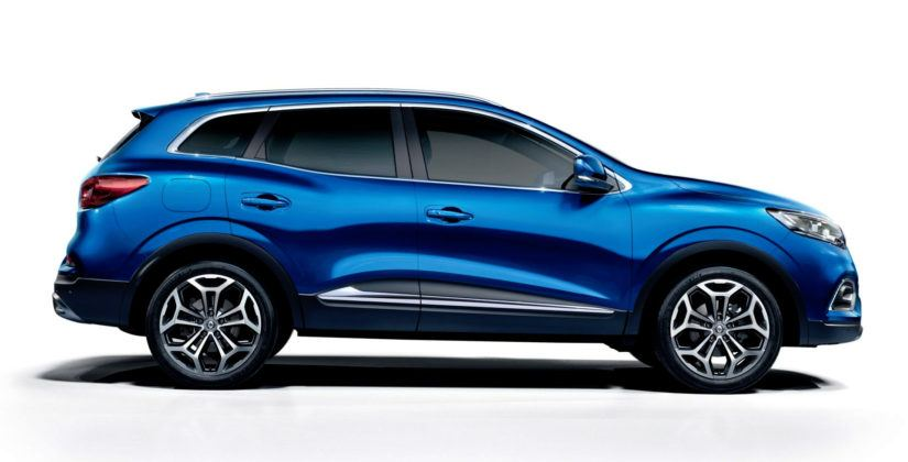 Renault Kadjar FL - bok