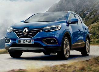 Renault Kadjar po face liftingu