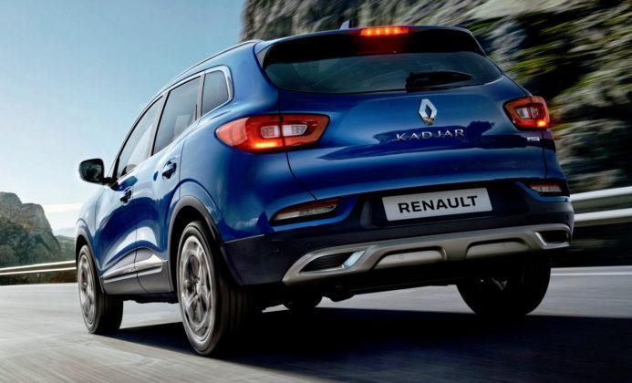 Renault Kadjar FL