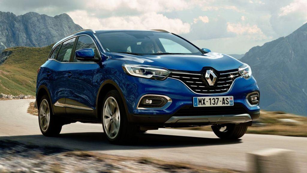 Renault Kadjar FL - dynamiczne