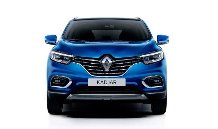 Renault Kadjar FL - przód
