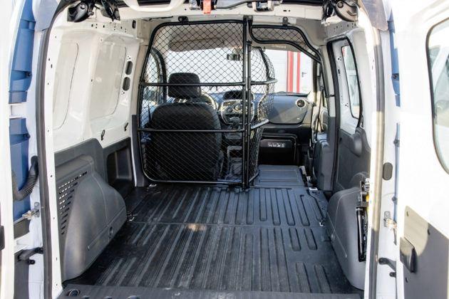 Renault Kangoo Express - przestrzeń ładunkowa