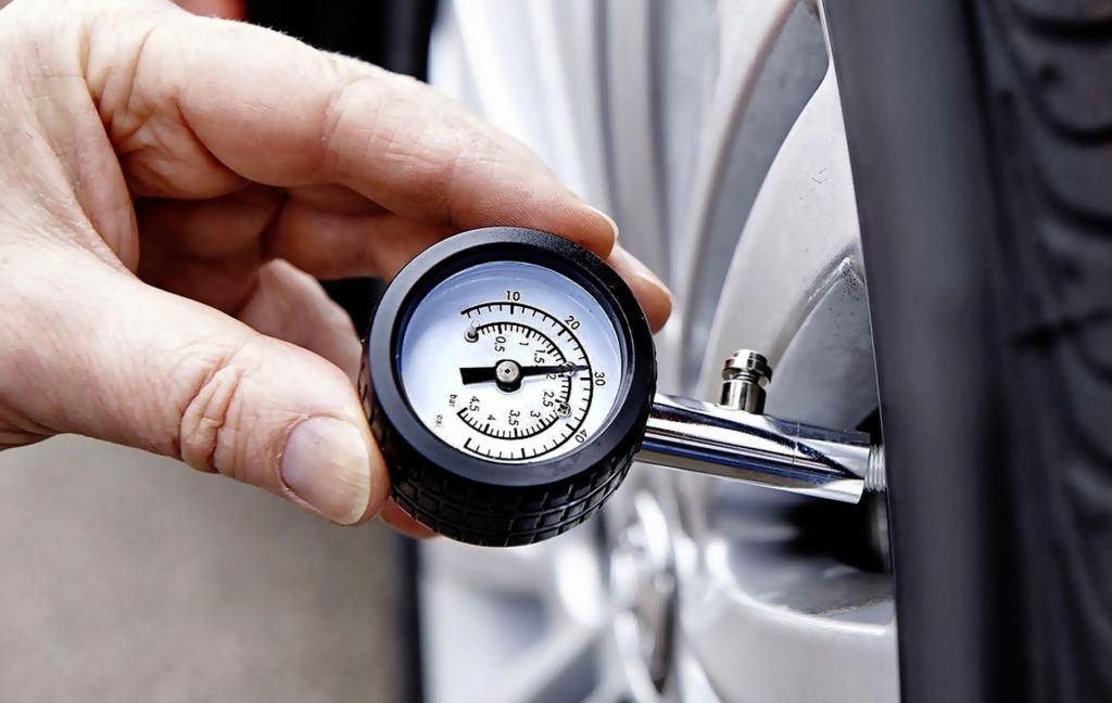 Spadek ciśnienia - pomiar