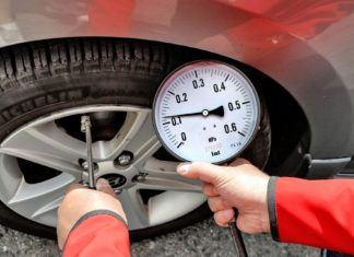 Jaki spadek ciśnienia w oponach jest odczuwalny dla kierowcy?