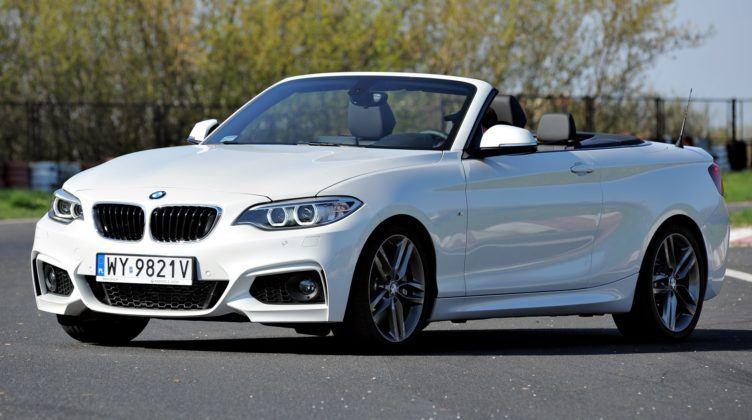 Sportowe - BMW serii 2