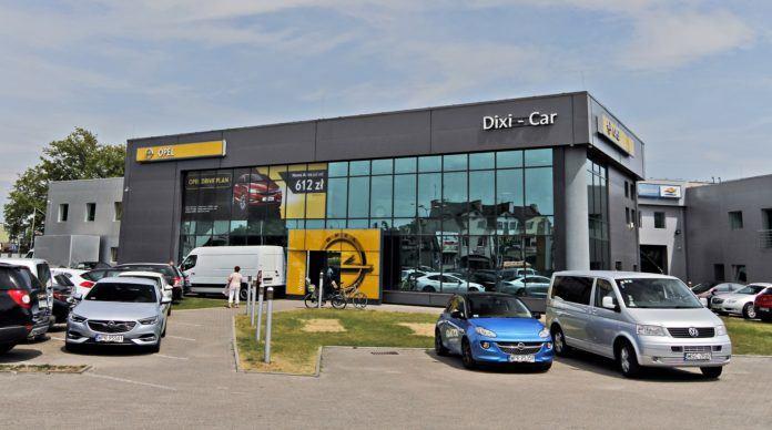 Sprzedaż nowych aut w Polsce - I połowa 2018 - otwierające