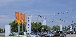 Sprzedaż używanego samochodu