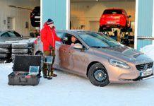 Test opon zimowych 2016 - otwierające