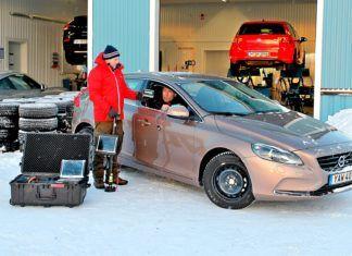 Test 7 opon zimowych w rozmiarze 205/55 R16