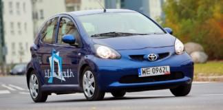 Toyota Aygo I - dynamiczne